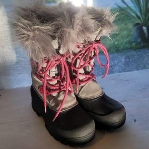 Gander Mountain Snow Boots Sz 1